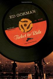 TICKET TO RIDE by Ed Gorman