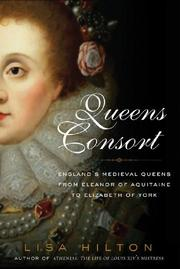 Book Cover for QUEENS CONSORT