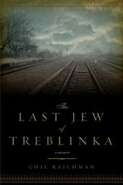 Cover art for THE LAST JEW OF TREBLINKA