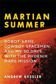 Cover art for MARTIAN SUMMER
