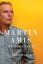 Cover art for MARTIN AMIS