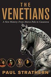 THE VENETIANS by Paul Strathern