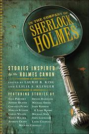 IN THE COMPANY OF SHERLOCK HOLMES by Laurie R. King