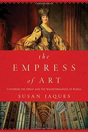 THE EMPRESS OF ART by Susan Jaques