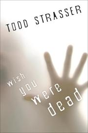 Cover art for WISH YOU WERE DEAD