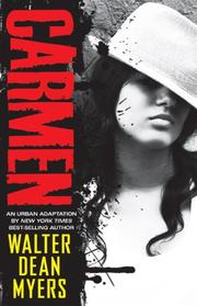 Cover art for CARMEN