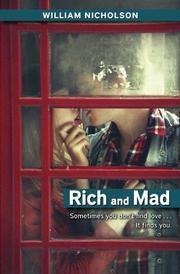 Book Cover for RICH AND MAD