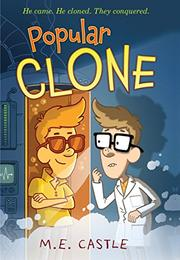 Book Cover for POPULAR CLONE