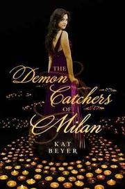 Cover art for THE DEMON CATCHERS OF MILAN
