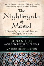 Book Cover for THE NIGHTINGALE OF MOSUL