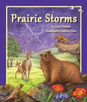 Book Cover for PRAIRIE STORMS