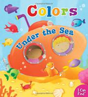 COLORS UNDER THE SEA by Michael  Garton