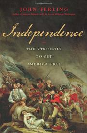Book Cover for INDEPENDENCE