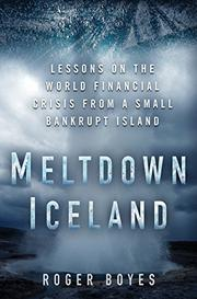 Cover art for MELTDOWN ICELAND