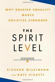 THE SPIRIT LEVEL by Richard Wilkinson