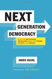 NEXT GENERATION DEMOCRACY by Jared Duval