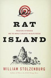 Cover art for RAT ISLAND