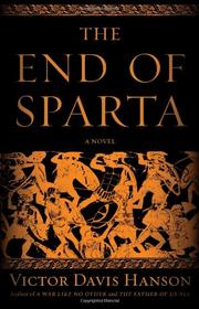 Cover art for THE END OF SPARTA