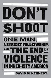 Book Cover for DON'T SHOOT