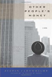 Cover art for OTHER PEOPLE'S MONEY