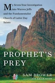 Book Cover for PROPHET'S PREY
