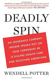 Book Cover for DEADLY SPIN
