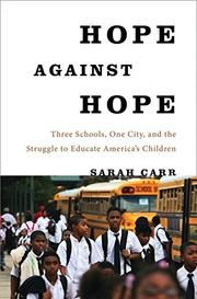 HOPE AGAINST HOPE by Sarah Carr