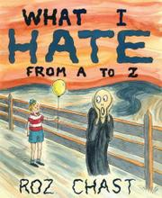 Cover art for WHAT I HATE