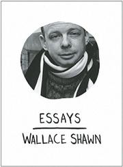 Cover art for ESSAYS