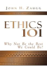 Cover art for ETHICS 101
