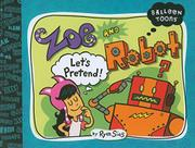 Book Cover for ZOE AND ROBOT