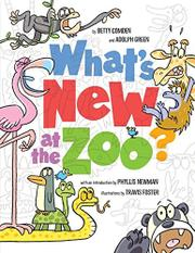 Cover art for WHAT'S NEW AT THE ZOO?