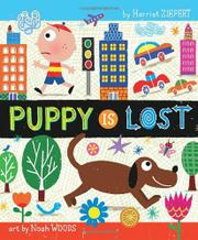 Book Cover for PUPPY IS LOST