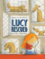 LUCY RESCUED by Harriet Ziefert