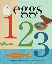 EGGS 1 2 3 by Janet Halfmann