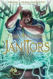 Cover art for JANITORS