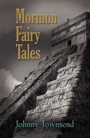 Cover art for MORMON FAIRY TALES