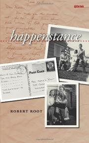 HAPPENSTANCE by Robert Root