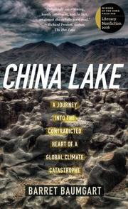 CHINA LAKE by Barret  Baumgart