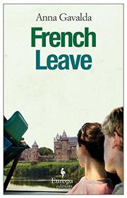 Cover art for FRENCH LEAVE