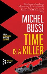 TIME IS A KILLER by Michel Bussi