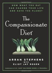 Cover art for THE COMPASSIONATE DIET