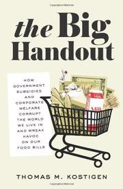 Cover art for THE BIG HANDOUT