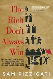 Book Cover for THE RICH DON'T ALWAYS WIN