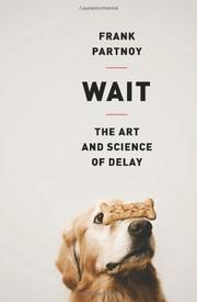 WAIT by Frank Partnoy