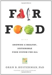 Book Cover for FAIR FOOD