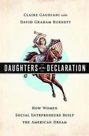 Cover art for DAUGHTERS OF THE DECLARATION