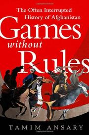 Book Cover for GAMES WITHOUT RULES