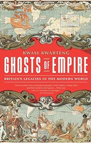 Cover art for GHOSTS OF EMPIRE