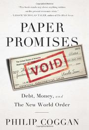 Book Cover for PAPER PROMISES